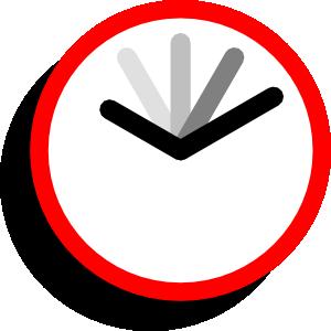 Animated Clock Ticking.