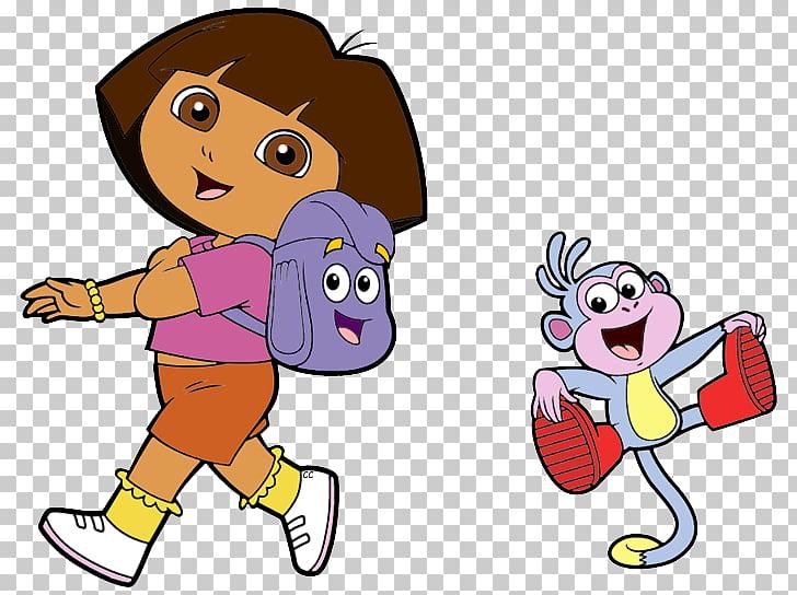 Swiper Tico Backpack Cartoon , dora PNG clipart.