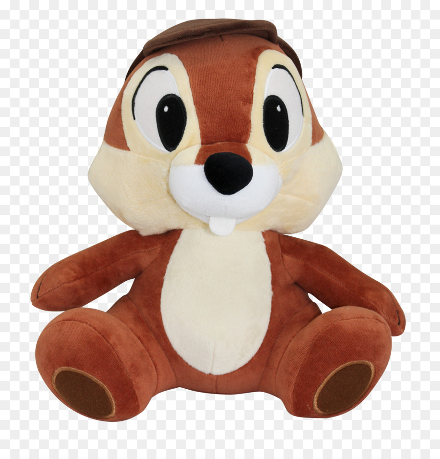 Plush Chip \'n\' Dale Mickey Mouse Stuffed Animals & Cuddly.