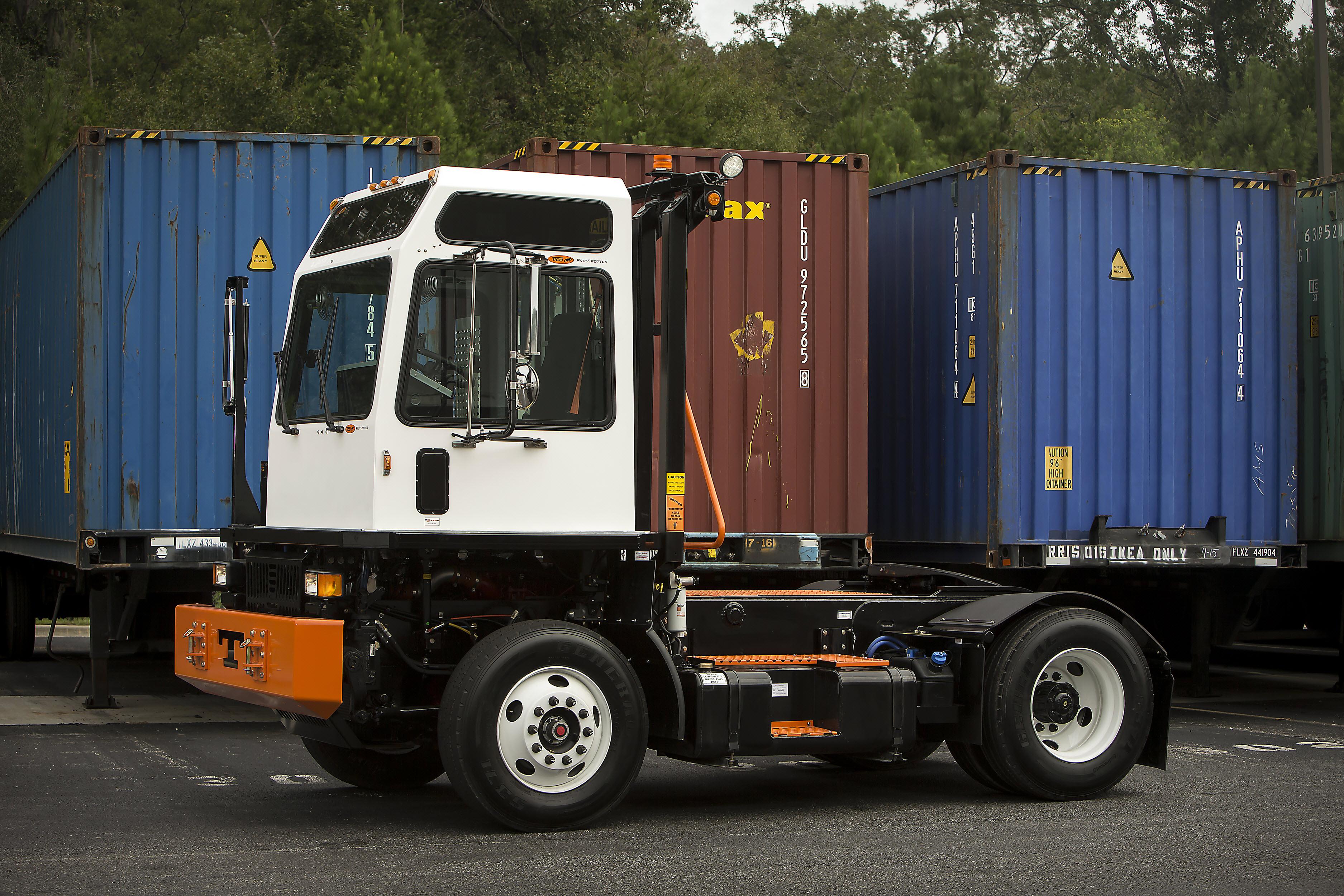 Terminal Tractor Sales, Rentals, Parts & Service.