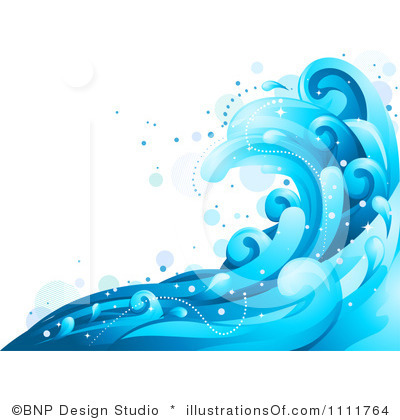 Tidal Wave Clipart.
