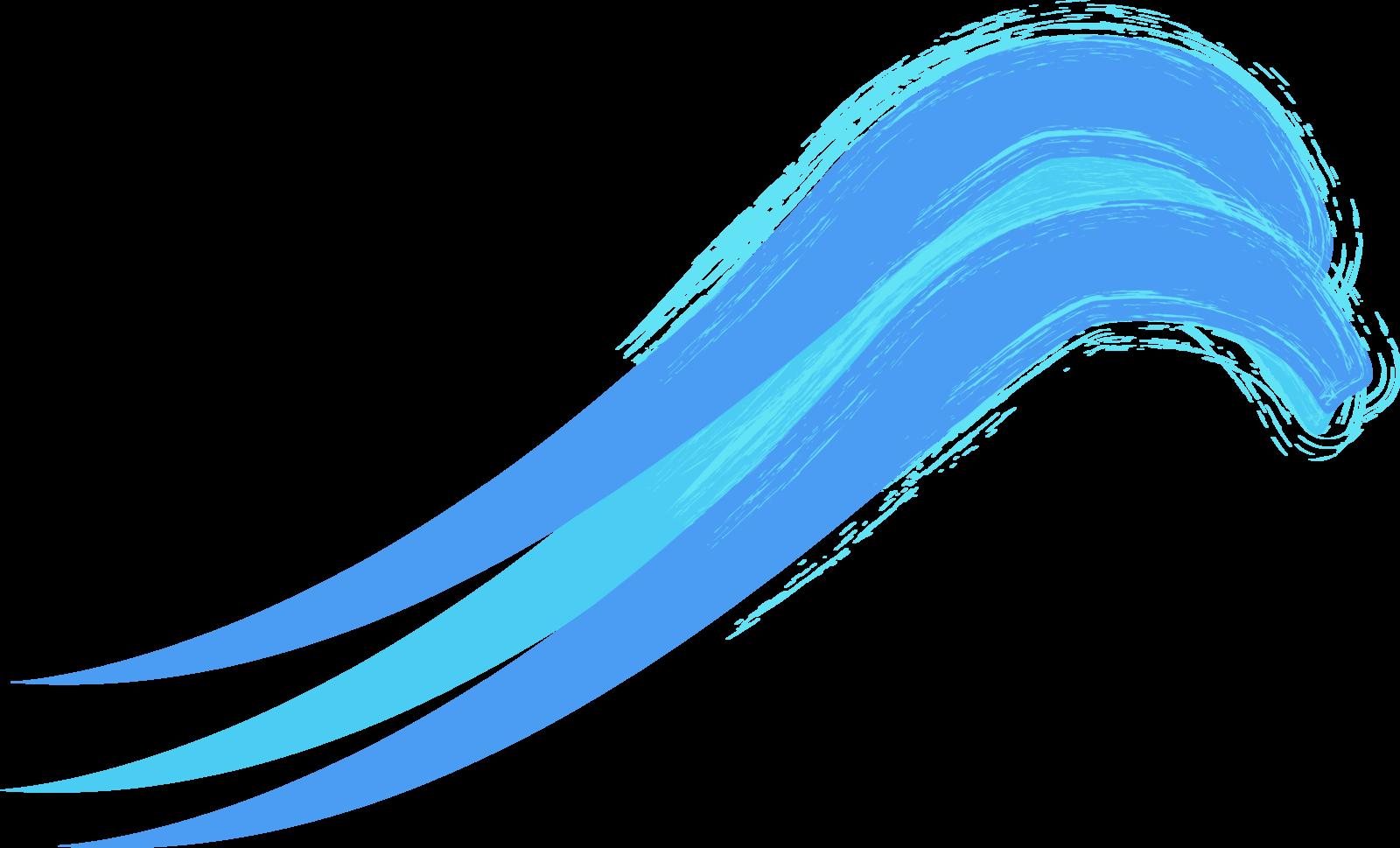 Wind wave Wave vector Clip art.