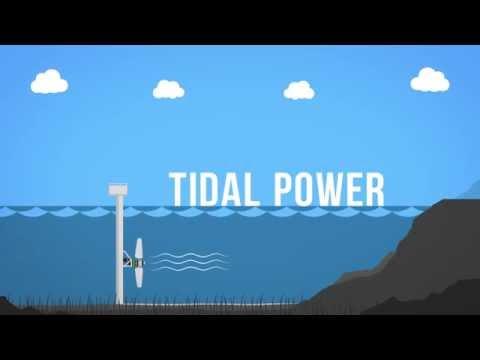 Tidal Power.
