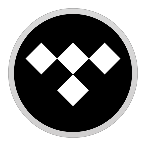 Tidal Icon Png #184205.