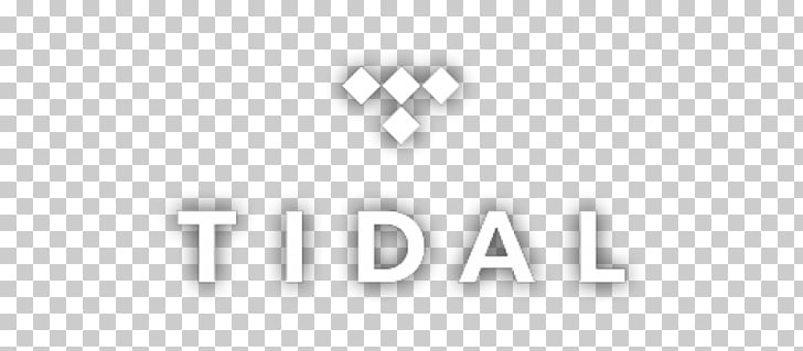 Logo Tidal Bandcamp Streaming media, others, Tidal logo PNG.