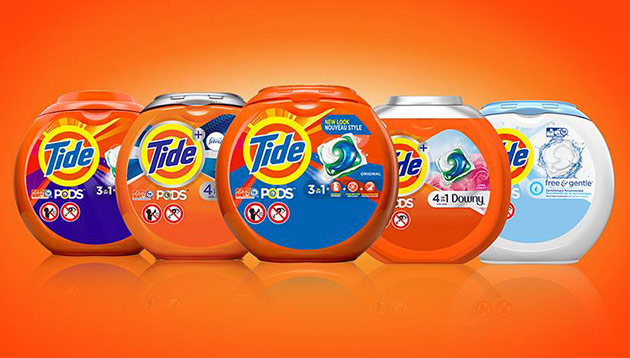 Tide ropes in football star to put an end to the \'Tide Pod.