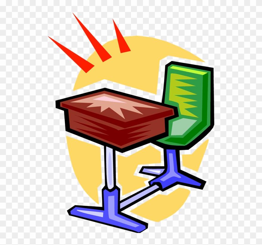 Desk clipart tidy desk, Desk tidy desk Transparent FREE for.