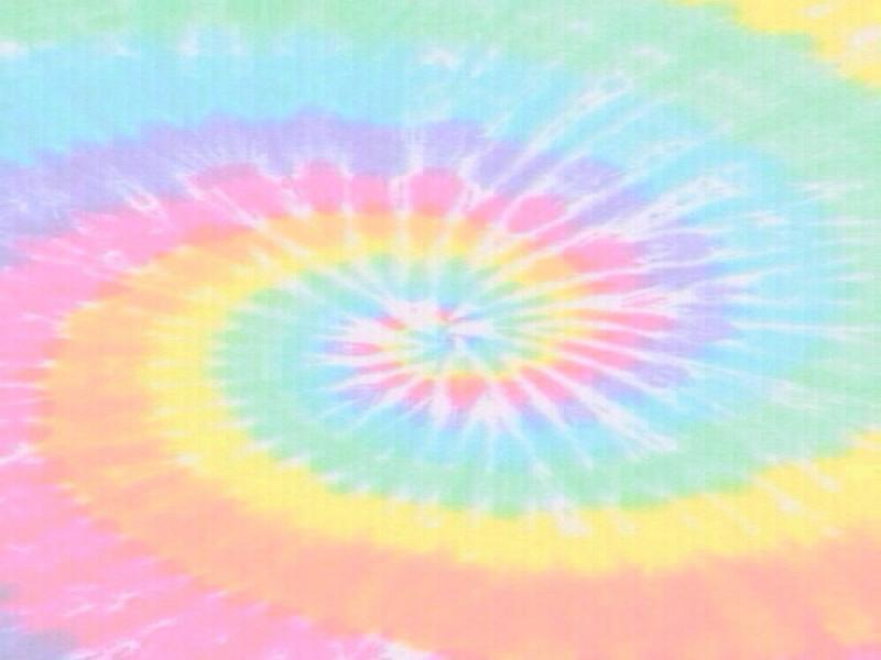 Tie Dye Tumblr Clipart Backgrounds for Powerpoint Templates.