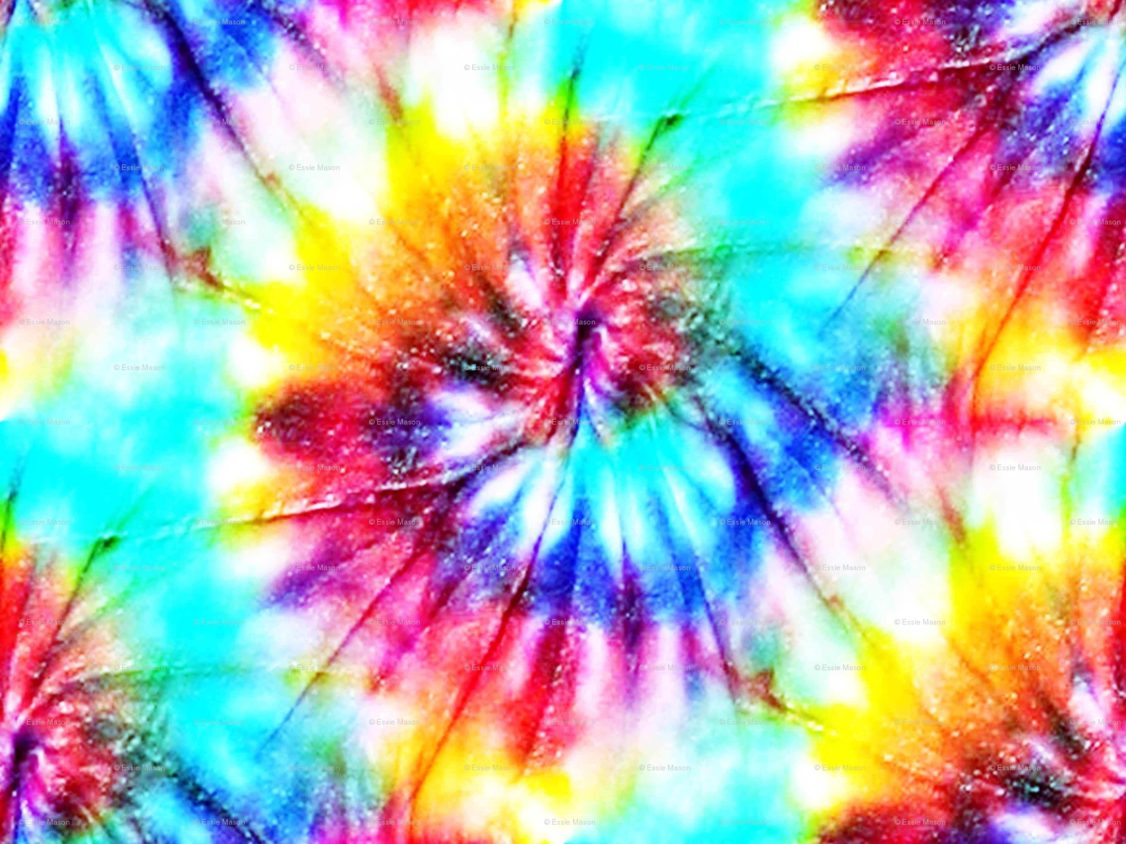 Free Tie Dye Wallpaper for Mac 4K HD.