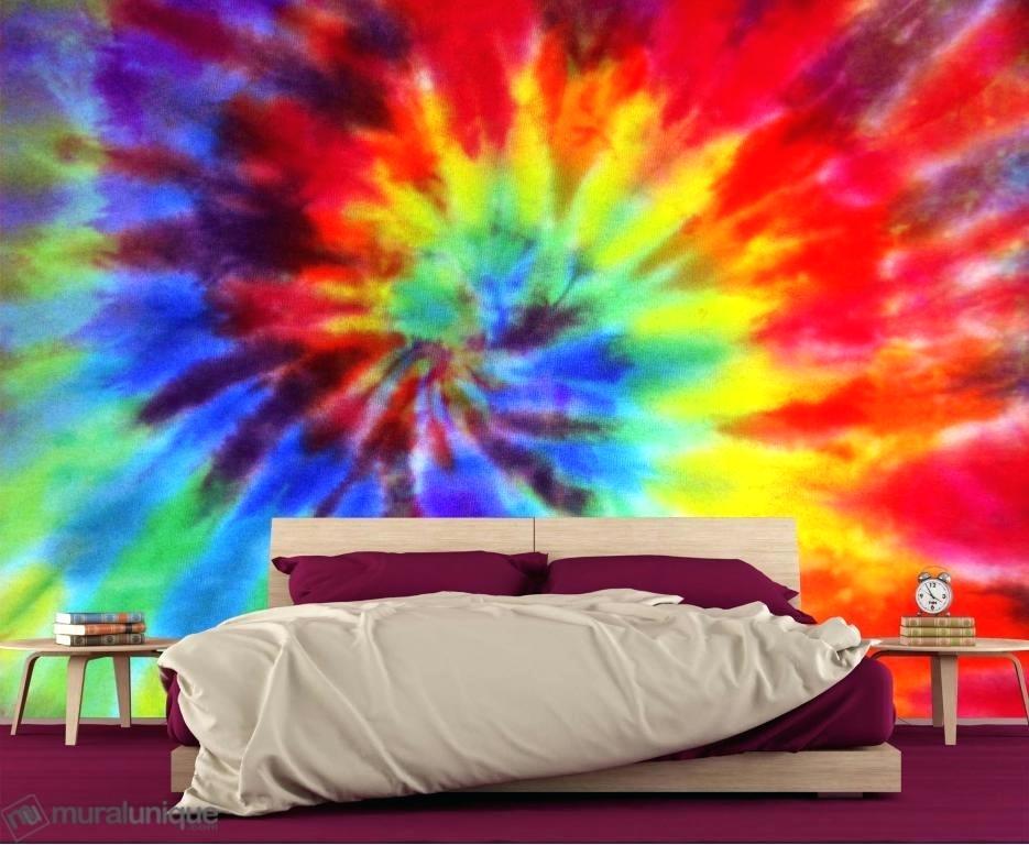 Tie Dye Wallpaper Feat Tie Dye Fabric To Create Stunning.