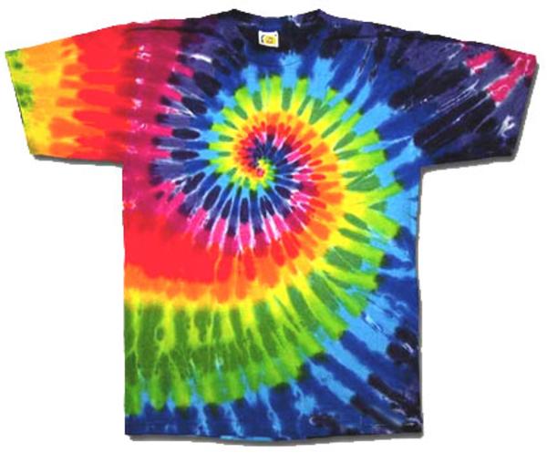 21+ Tie Dye Clip Art.