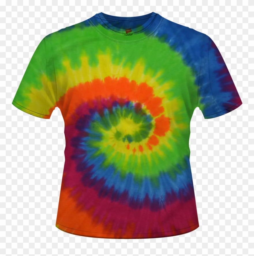 Transparent Tie Dye California Pictures To Pin On Printable.