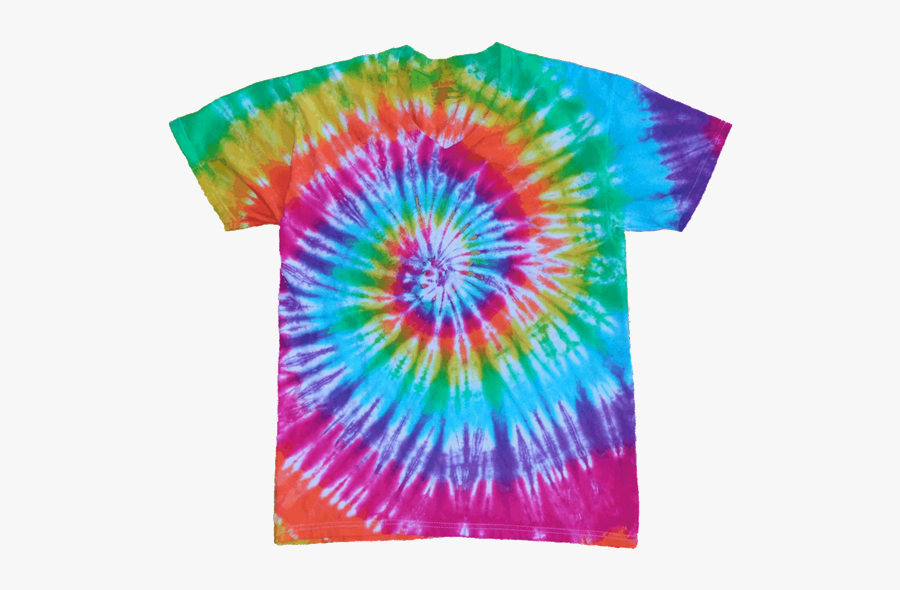 Tie Dye Shirt Transparent Background , Free Transparent.