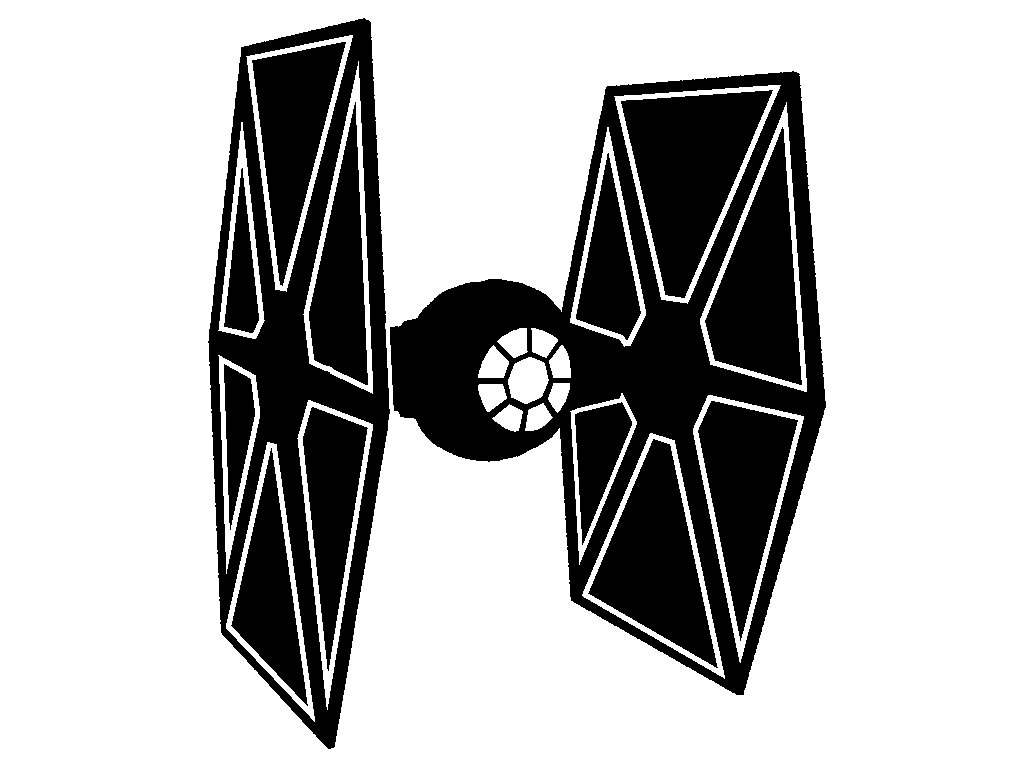 Tie fighter clipart 2 » Clipart Station.