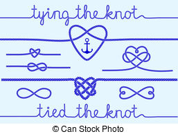 Tying knot Clipart Vector Graphics. 132 Tying knot EPS clip art.