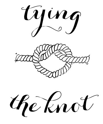 Tying The Knot Movie Tying The Knot Invitations Tying The Knot.