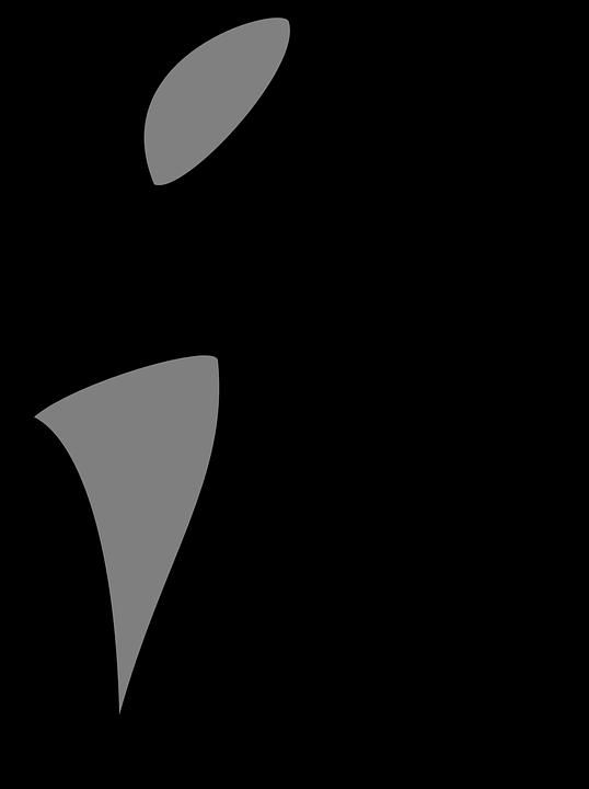 Free vector graphic: Figure, Avatar, Black, Reflection.