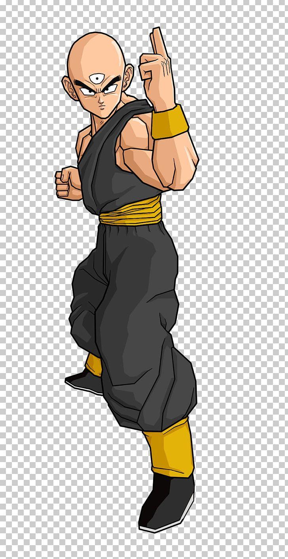 Tien Shinhan Goku Chiaotzu Baby Dragon Ball Z: Shin Budokai.