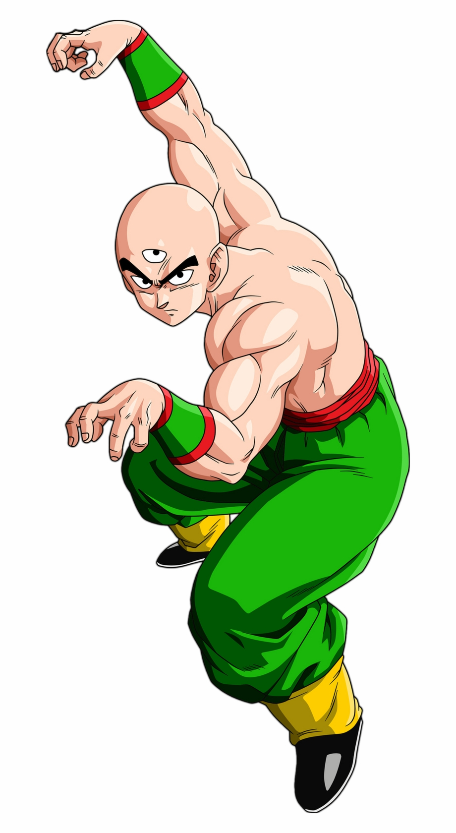 Dragon Ball Z Kai Tien, Transparent Png Download For Free.