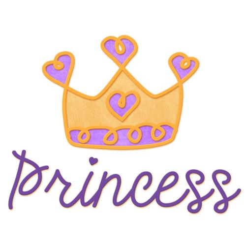 princess crown clipart vector #7