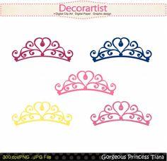 tiara template.