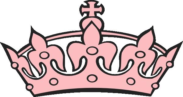 Pink Tiara Clipart Clip Art at Clker.com.
