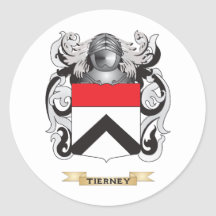 Tierney Coat Of Arms Gifts & Gift Ideas.