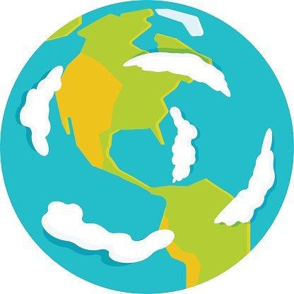 Planeta tierra clipart » Clipart Portal.