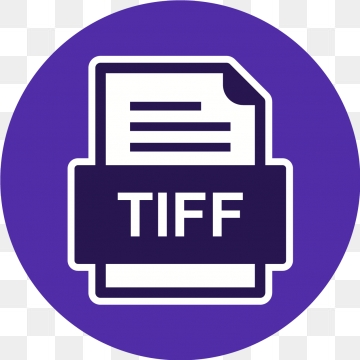 Tiff PNG Images.