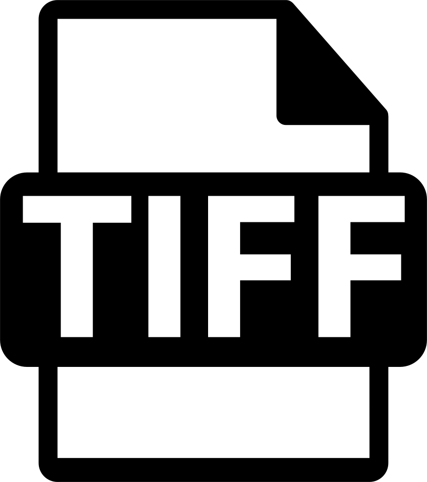 Tiff File Extension Symbol Svg Png Icon Free Download.