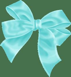 Tiffany blue bow clipart 2 » Clipart Portal.