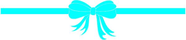 Tiffany Blue Bow Clip Art at Clker.com.