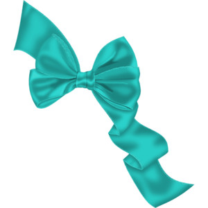 Tiffany Blue Bow PNG Transparent Tiffany Blue Bow.PNG Images.