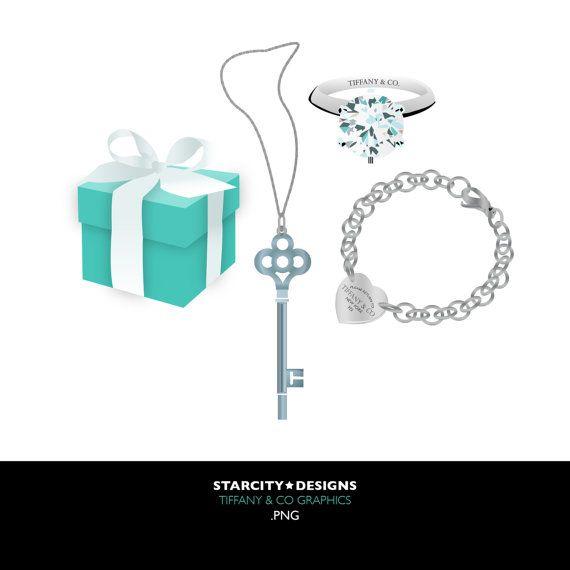 Tiffany and Co. Clip Art.