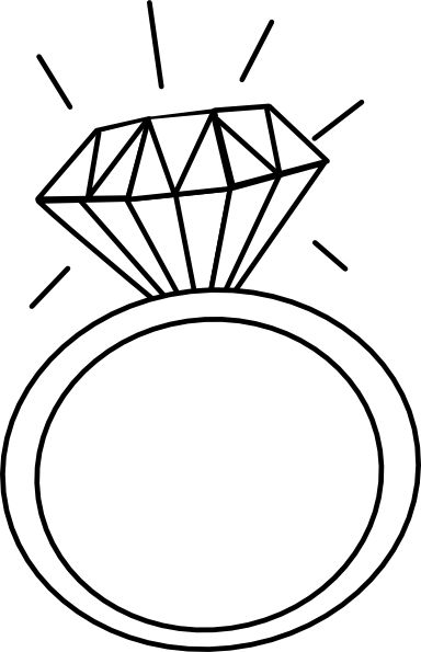 Images Wedding Rings Clipart.