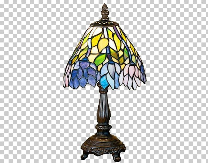 Stained Glass Table Light Fixture Tiffany Lamp PNG, Clipart.