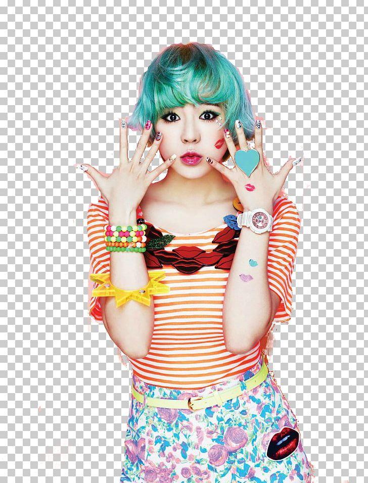 Sunny Girls\' Generation K.