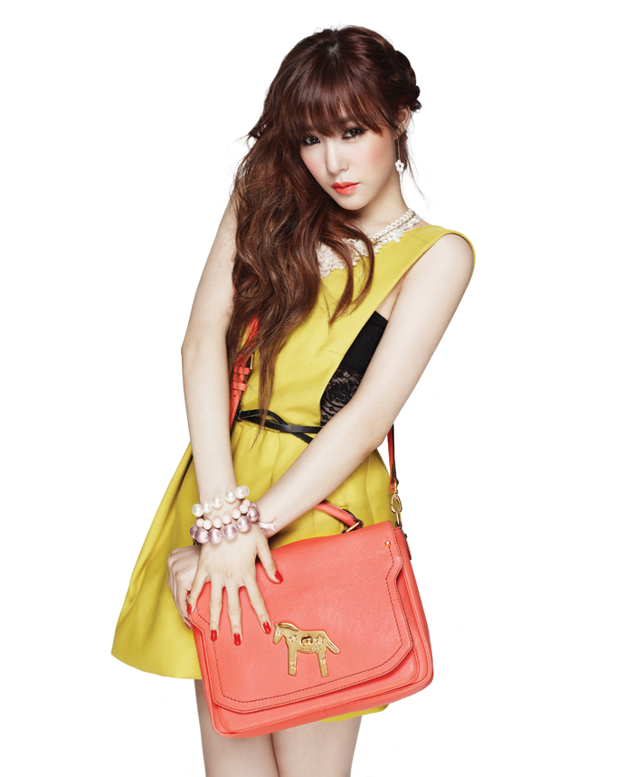 Snsd Tiffany Png Vector, Clipart, PSD.