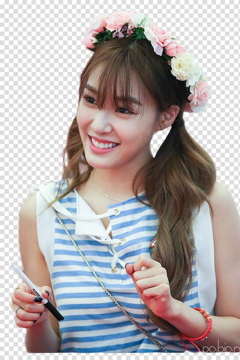 RENDER S TIFFANY SNSD transparent background PNG clipart.