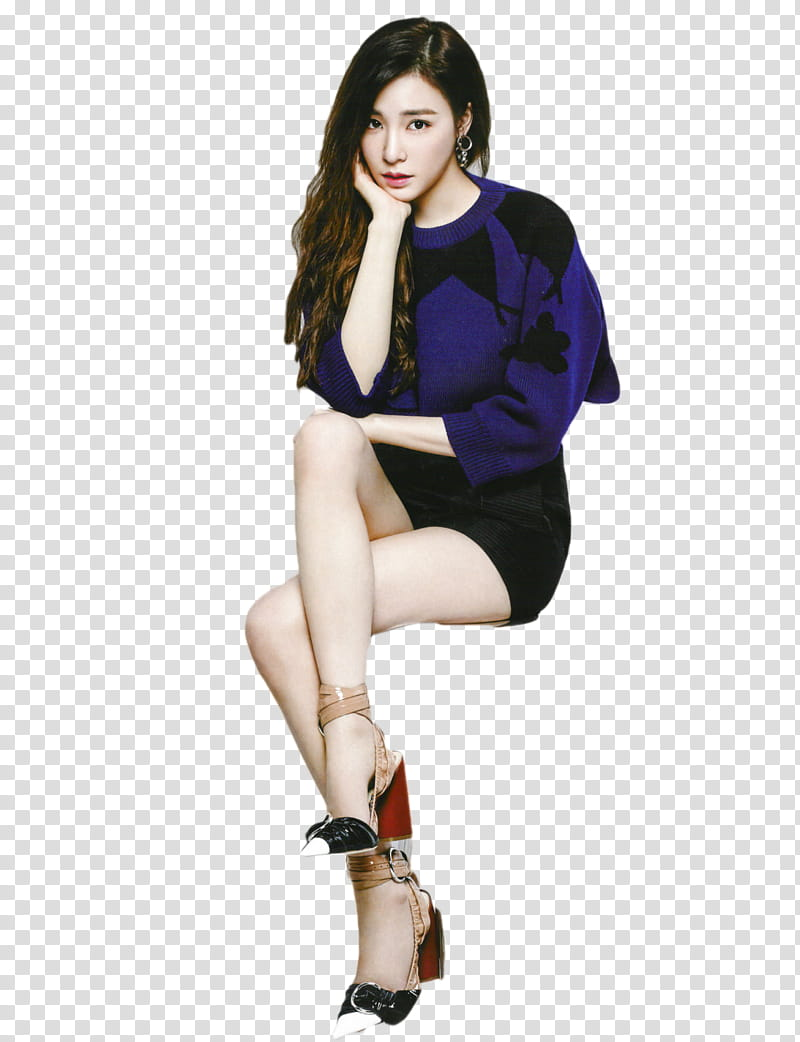 Tiffany SNSD Marie Clarie transparent background PNG clipart.