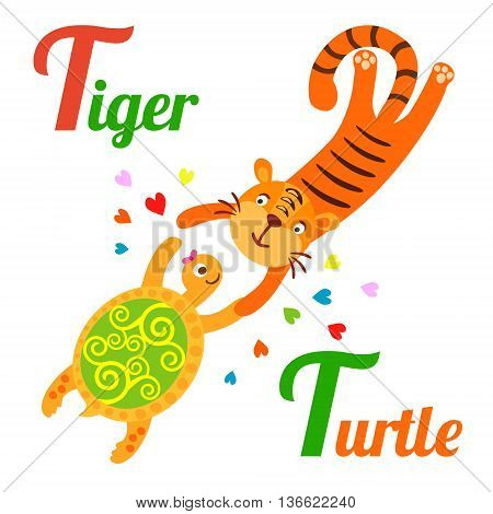 Showing post & media for Cartoon tiger turtle.