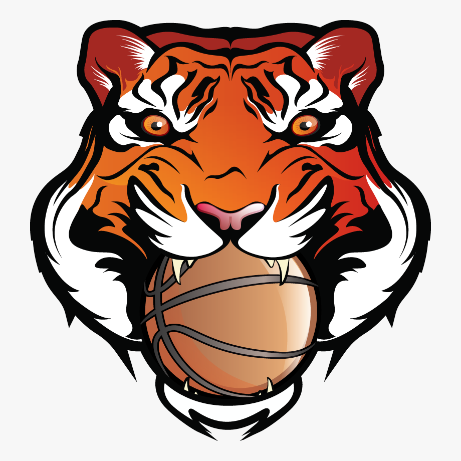 Bengal Clipart Basketball.