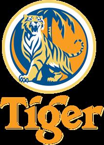 tiger beer Logo Vector (.AI) Free Download.