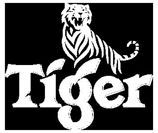 Tiger Beer Singapore.