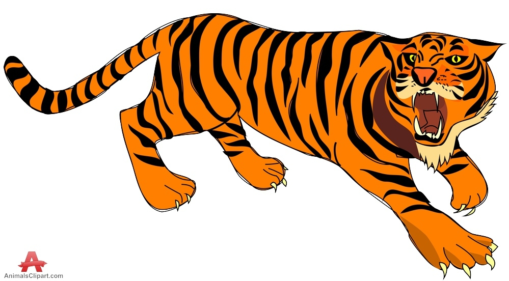 angry tiger clipart 20 free Cliparts | Download images on ...