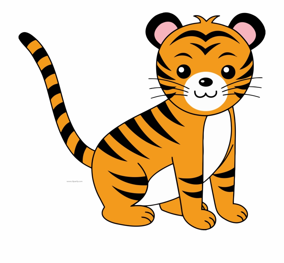 Tiiger Clipart Tiger Face.