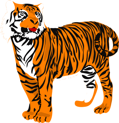 Free Free Tiger Clipart, Download Free Clip Art, Free Clip.