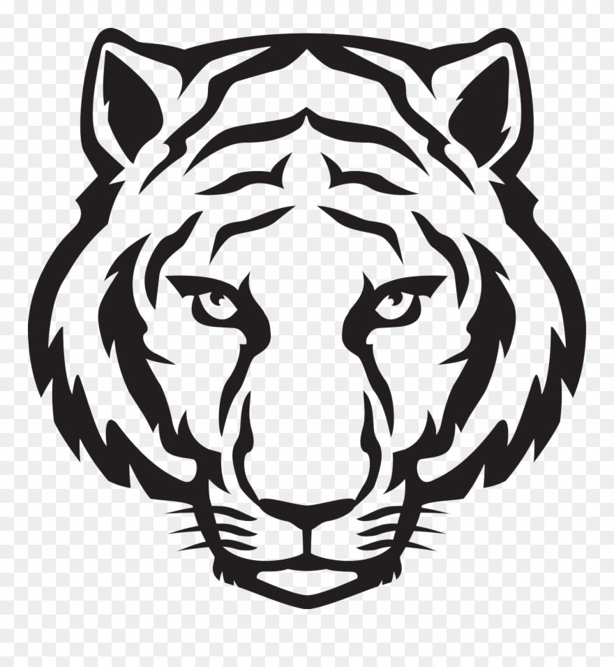 Tiger Face Png.