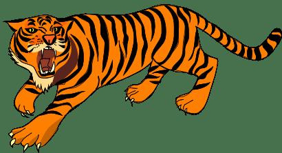 Tiger clipart pictures 1 » Clipart Portal.
