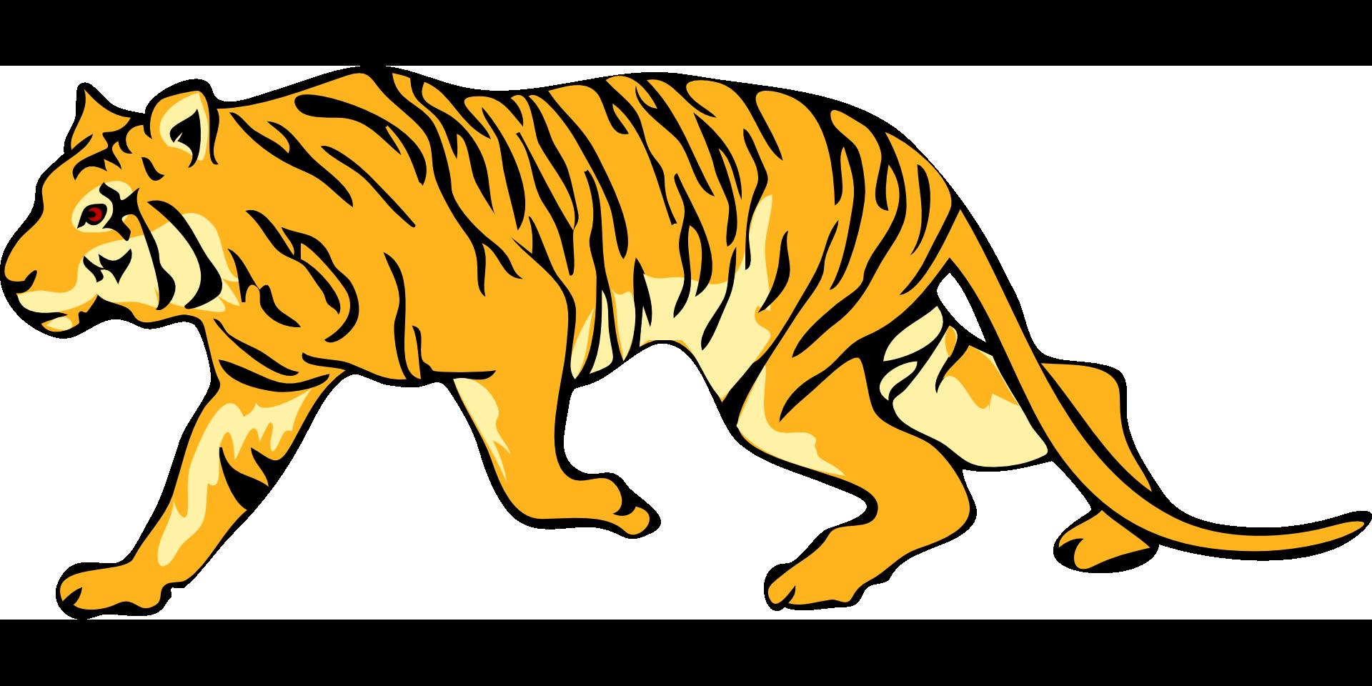 Clipart tiger student, Clipart tiger student Transparent.